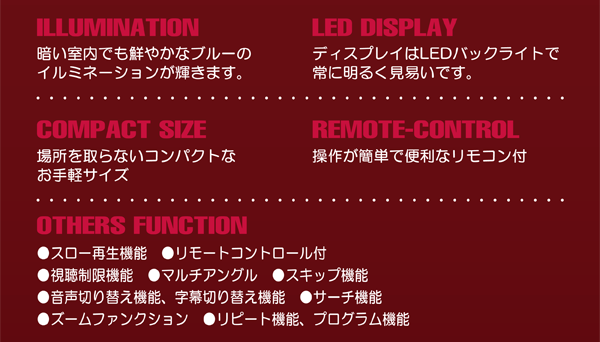 DVD-D225説明2